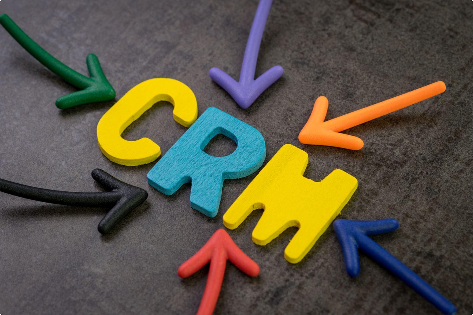 Recruitment CRM colourful arrows Rectec